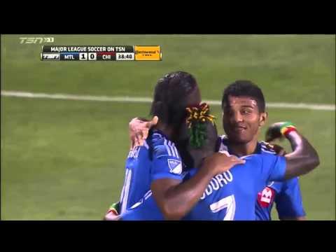 Didier Drogba marque encore avec l'Impact de Montréal