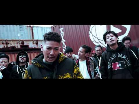 阿修羅MIC『The Men』Produced By Dj Honda OFFICIAL MUSIC VIDEO