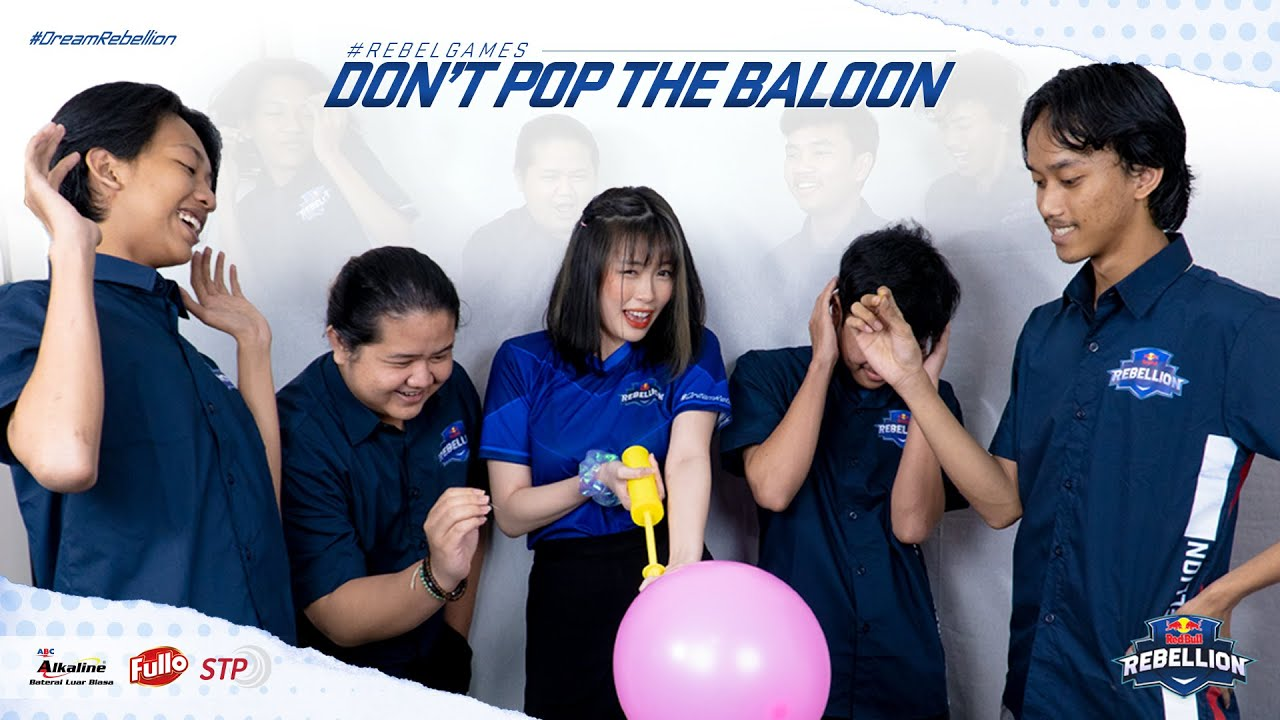 #RebelGames: Don't Pop the Baloon!