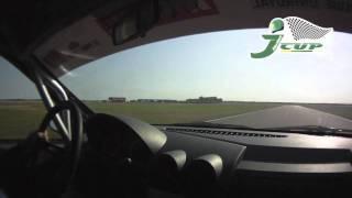 Stage de conduite au bord de la Logan JCup Feu Vert !