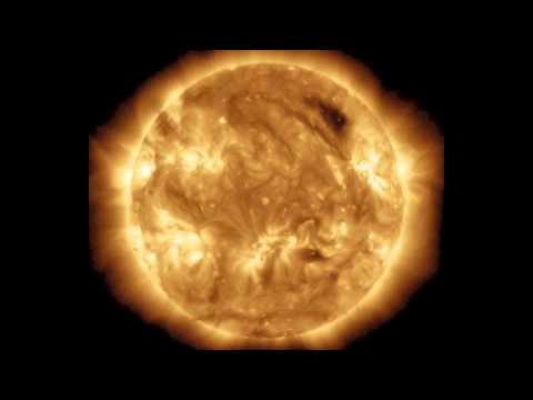 The Sun in 5 Months - April ~ September 2012 (Solar Dynamic