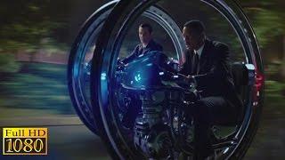 Men In Black 3 - Chasing Boris Scene (1080p) FULL HD