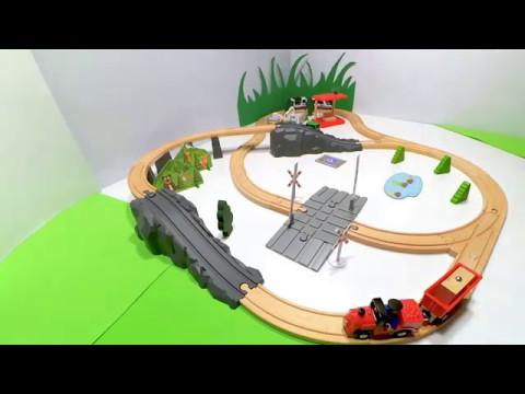 Tren madera juguete fase2 ikea tomas brio doovi for Juguetes de madera ikea