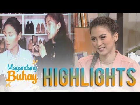 Magandang Buhay: Alex Gonzaga shares how she started her YouTube vlog