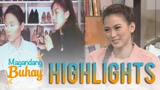 Magandang Buhay: Alex Gonzaga shares how she started her YouTube vlog