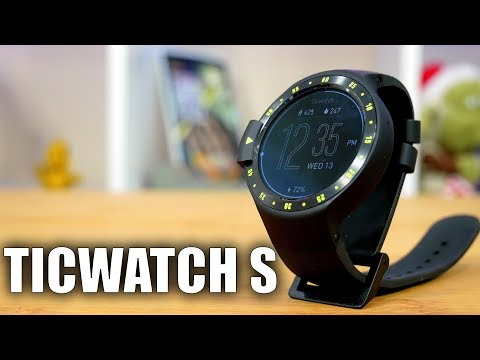 Ticwatch S Smartwatch Review: Affordable, Sporty, Android Wear