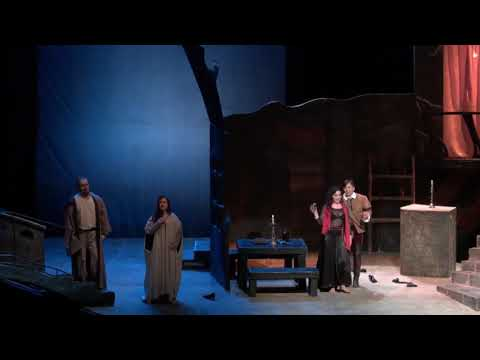 "Irina Kostina - G.Verdi ""Rigoletto""- Quartetto"