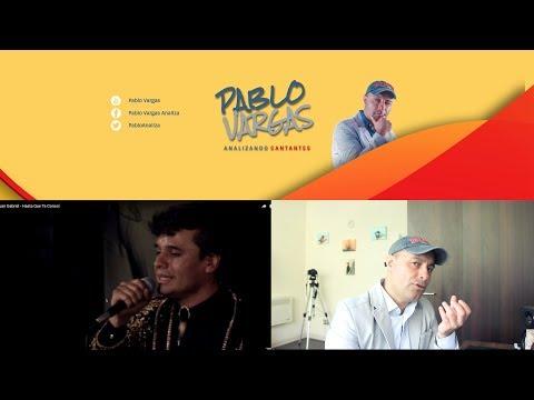 JUAN GABRIEL - HASTA QUE TE CONOCÍ -  BELLAS ARTES - Analizando Su Canto En Vivo