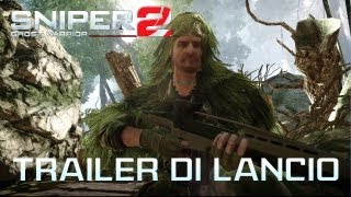Sniper Ghost Warrior 2 - PC / X360 / PS3 - Trailer di lancio