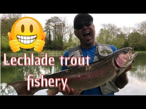 Lechlade Trout Fishery - It's Funny How Things Work Out Sometimes