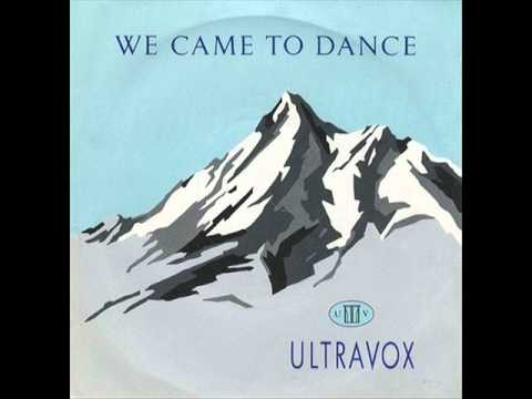 ULTRAVOX - Overlook [1983 We Came to Dance]