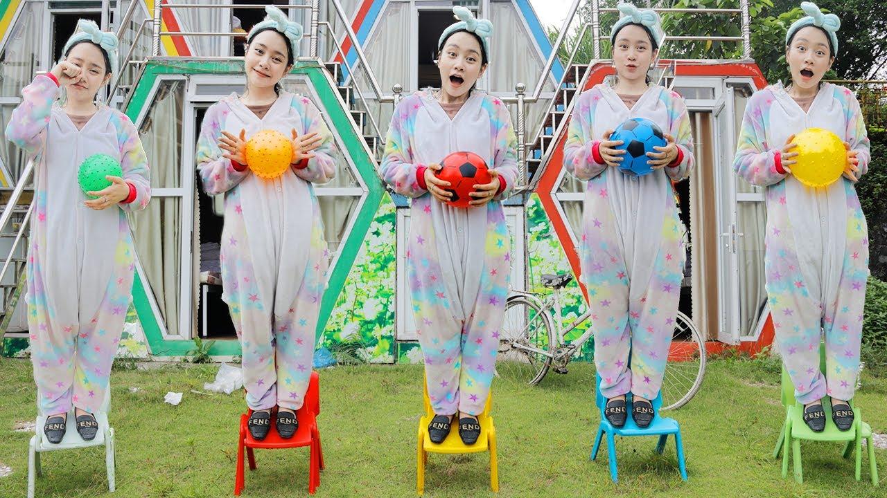 Five little monkeys 🙈 동요와 어린이 노래 | Kids Song #8