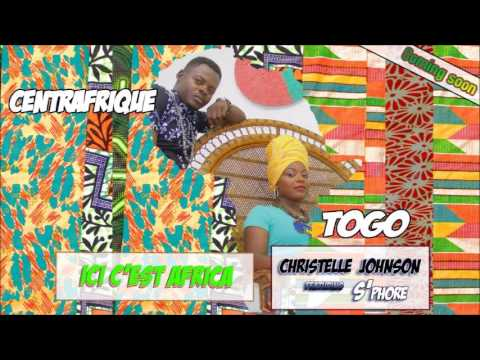 Christelle Johnson feat. S'phore - Ici c'est Africa - single 2017 (audio)