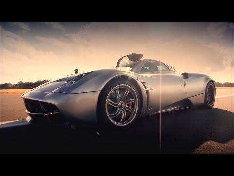 Pagani Huayra | Richard Hammond reviews | Top Gear Series 19 | BBC
