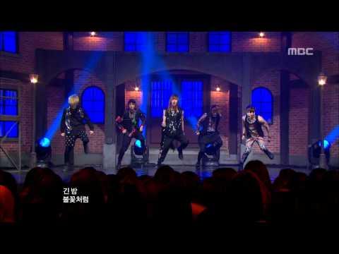 SHINee - Sherlock, 샤이니 - 셜록, Music Core 20120324