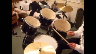 Sinik feat. James Blunt- Je realise--drum cover