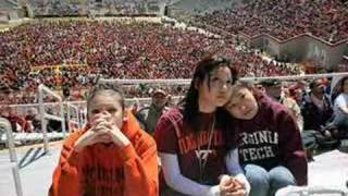 "Virginia Tech Massacre Tribute - ""Healing Rain"""