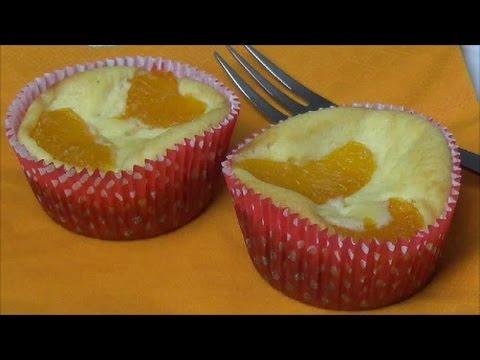 Thermomix Tm 31 Kasekuchen Muffins Mit Mandarinchen