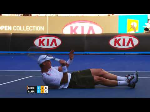 Australian Open 2012: Tournament Review