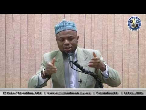 The Shortcut to Jannah | Session 12 | Sh. Okasha Kameny