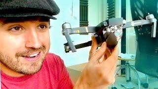 COMPRAMOS UM DRONE! - Ep.923 (COMPRINHAS NERD)