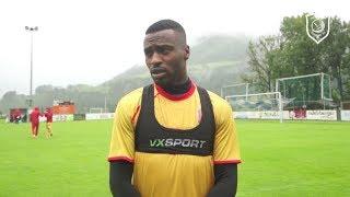 إسماعيل محمد: اللاعبين المنضمين حديثاً للفريق سوف يشكلون إضافة قوية
