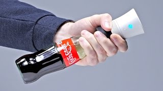 Turn Any Bottle  Nto A Speaker