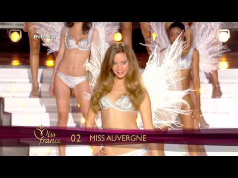 Miss France 2008 Bikini competition
