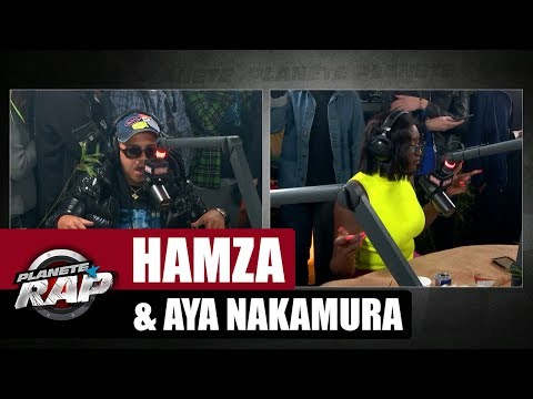 "Hamza ""Dale X Love Therapy"" Ft Aya Nakamura #PlanèteRap"