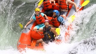 Chiang Mai Whitewater Wild rafting Adventure in Thailand - Backpacking