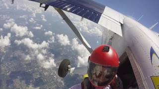 Skydiving By Anais Zanotti