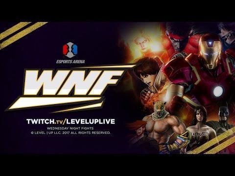 WNF2017 1.6 Street Fighter V Top 8