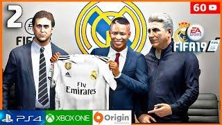 FIFA 19 El Camino Parte 2 Español Latino Gameplay | Capitulo 2 Alex Hunter Ficha por el Real Madrid