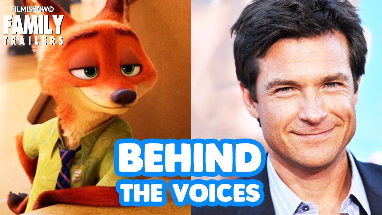 Zootopia Behind The Voices Of The Award Winning Disney Movie