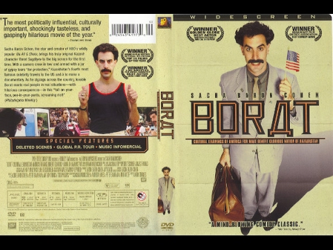 Borat's Guide to Britain Complete Series