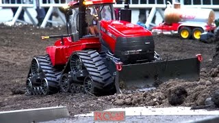 R/C TRUCKS AND CONSTRUCTION MACHINES FAIR TRADE Erfurt 2017 part 1