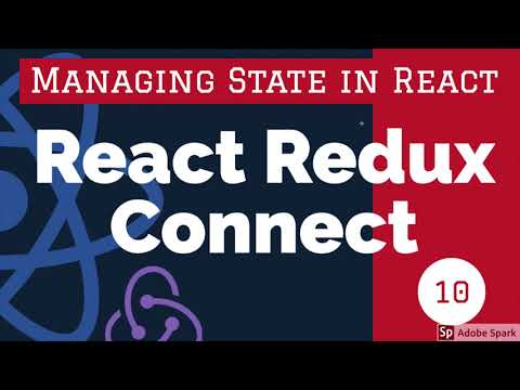 React Redux Connect together #10