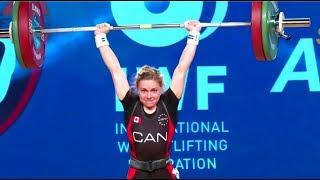 WOMEN 48kg B CLEAN & JERK / 2017 WEIGHTLIFTING WORLD CHAMPIONSHIPS