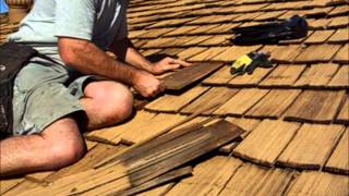Cedar Shake Shingle Roof Repair Restoration West Palm Beach