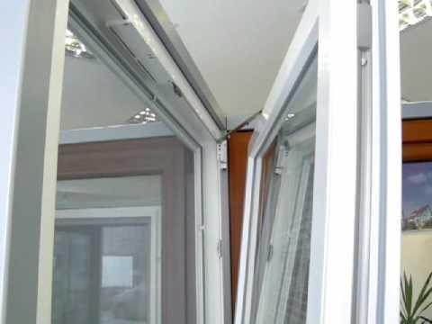 Jak nasadit vypadlé plastové okno