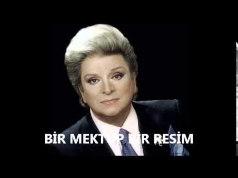 Zeki Müren, A letter had a picture on the desk, Turkish art music, Legendary artist