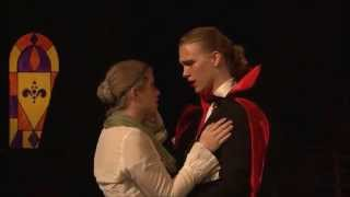 There Grew a Little Flower - Ruddigore at the Minack Theatre 2012