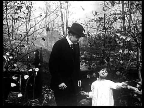 """""""Falling Leaves"""" (1912) silent film dir by Alice Guy Blaché - piano score by Ben Model"""