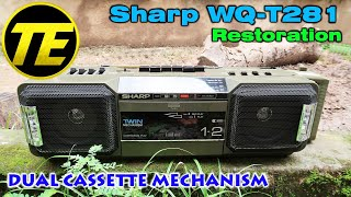 Sharp WQ-T281 Restoration