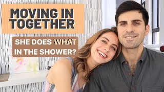 24 Things We Learned About Each Other After Moving In Together | Lucie & Michael