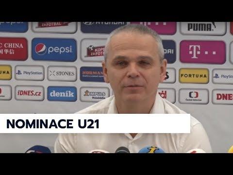 Trenér Lavička nominoval na kvalifikační utkání s Chorvatskem a Řeckem
