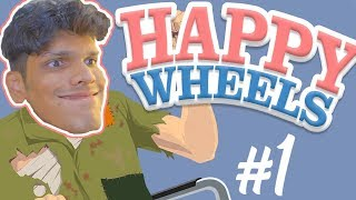 FUNNIEST GAME in the WORLD [Happy Wheels 1]
