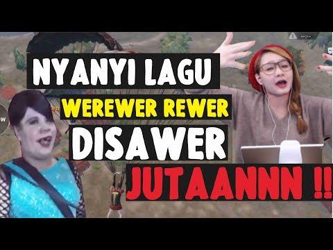 REJEKI JUTAAN NYANYI WER EWER EWER - PUBG MOBILE INDONESIA