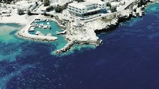 Cinematic Scenes Paros, Greece (Drone Footage)