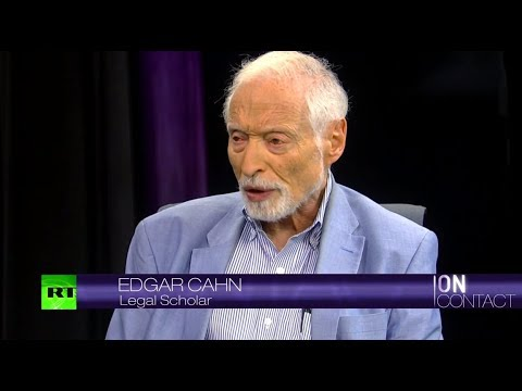 On Contact: Seeking Justice with Edgar S. Cahn
